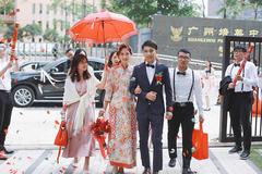 长辈对新人结婚祝福语
