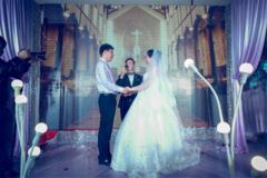 证婚人婚礼致辞范文