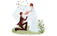 朋友求婚祝福语创意暖心篇