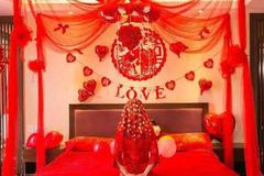 如何布置出好看的结婚房间?