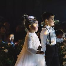 花童是干嘛的 结婚一定要有花童吗