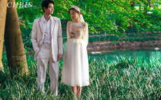 适合90后的外景婚纱照风格有哪些