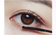 下眼睫毛怎么刷睫毛膏 刷下睫毛的注意事项