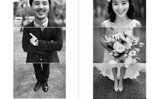 婚纱照相册排版设计   高级排版独家奥秘!