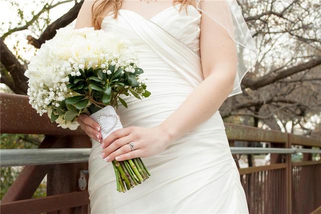 结婚的新娘