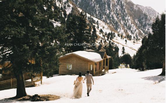 旅行结婚照去哪里拍  国内小众旅拍圣地分享