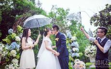结婚当天下雨新娘命苦是真的吗 结婚下雨是不吉利的吗