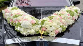 【婚車裝飾】普通版399/高級版599/豪華版799/鉑金版999/鉆石版1299