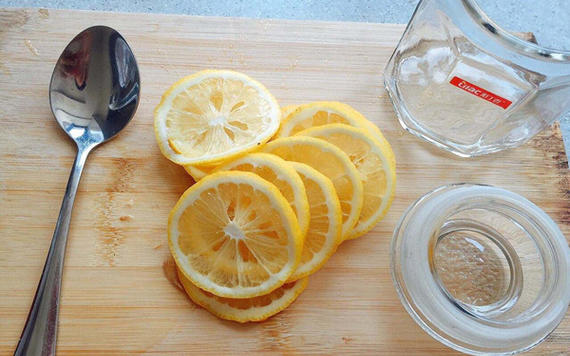 怎样泡柠檬水减肥瘦身