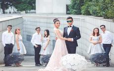 同事结婚的祝福语