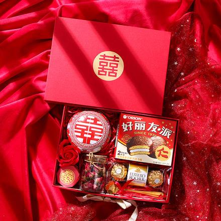中式糖果抽屉礼盒