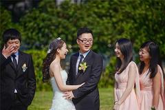 婚礼伴娘发言词温馨感人