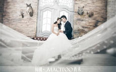 十二星座专属婚纱照 双子座美到你想原地结婚