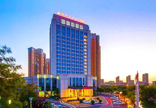 昆山千灯华美达广场酒店