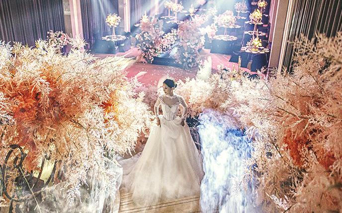韩国格乐利雅GALLERIA婚礼会所(天空之城店)