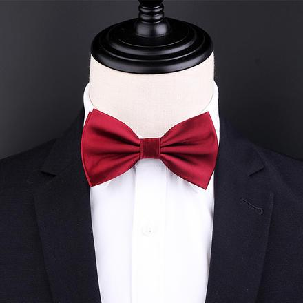 男士结婚新郎伴郎正装商务领结