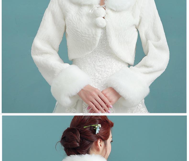 秋冬季修身显瘦毛披肩