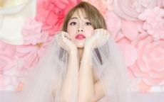 婚纱照姿势和表情技巧 明星示范婚纱照拍摄姿势