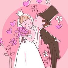 简洁的新人婚礼誓言
