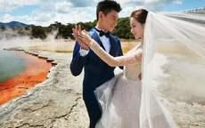 明星的婚纱照喜欢去哪拍?旅拍婚纱照就选这些地方!