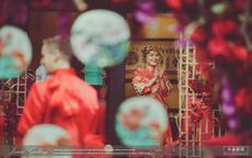 婚礼祝福语古风版唯美有意境