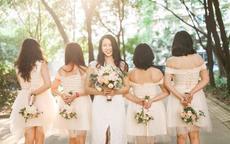 接到新娘的捧花的寓意