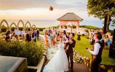 接到新娘的捧花的寓意 接到手捧花该说些什么
