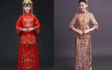 龙凤褂和秀禾服的区别有哪些