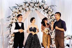 婚礼来宾讲话 婚礼代表致辞