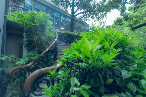 东湖别墅花园酒店