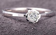 结婚当天的戒指必须是钻戒吗?