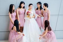 姐妹结婚朋友圈祝福语简短温馨