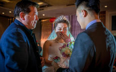 女儿出嫁父亲对女婿说的话简短感人