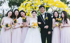 朋友女儿结婚祝福语大全 20条祝贺别人结婚的高逼格的句子