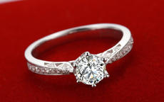 钻石戒指的寓意和象征超详细