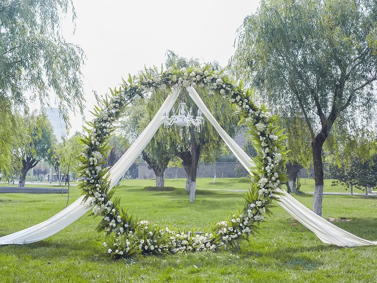 合肥草坪婚礼场地