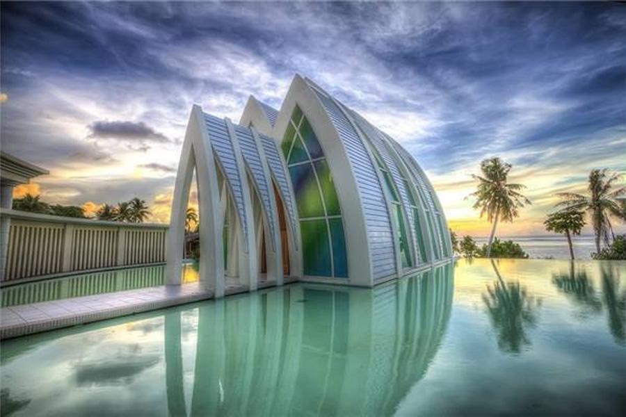 2019国外有哪些不错的海边教堂婚礼推荐?