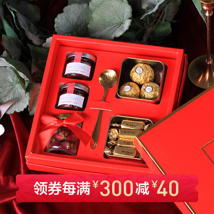 多款可选 玫瑰女神伴手礼盒