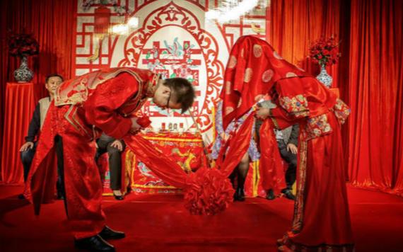 完整的中式婚礼主持词2019