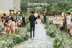 超完整草坪婚礼仪式流程