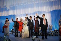 上海适合中高档婚宴酒店推荐