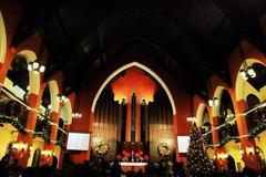 西安有没有教堂可以做婚礼?