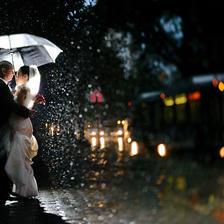 下雨天可以拍婚纱照吗