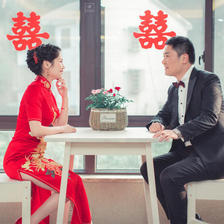 结婚贴喜字有什么讲究 婚房贴喜字技巧