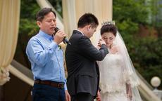 女方婚礼父亲致辞全场泪奔