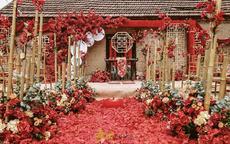 有创意的农村婚礼图片 农村婚礼怎么布置