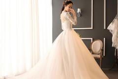 量身定制婚纱礼服的步骤有哪些?