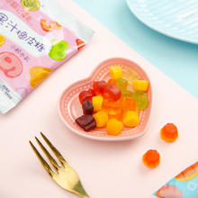 【约25包】徐福记水果汁橡皮糖500g
