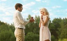 最美求婚短句大全 最浪漫的求婚告白词