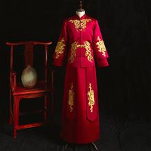囍嫁系列乘龙佳婿男士中式礼服